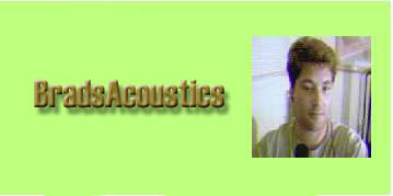 Brads Acoustics